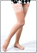 瑪茲桑彈性襪-西德棉包趾型大腿襪(歐洲原裝進口)