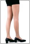瑪茲桑彈性襪-fbs 含LYCRA優質棉加強型褲襪