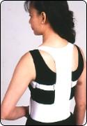 瑪茲桑彈性襪-背脊矯正帶(學生、上班族、網咖族通用)