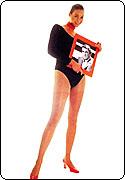 瑪茲桑彈性襪-西德棉舒適加強型褲襪(歐洲原裝進口)